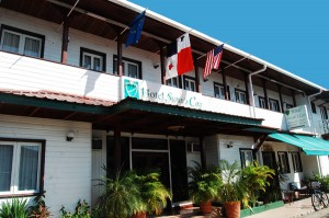 hoteles bocas del toro 300x199 Hotel Swans Cay: Hotel en Bocas del Toro
